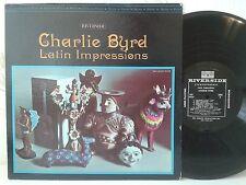 Charlie Byrd,Latin Impressions,Riverside Records,RLP 9427,Rare VG+ Jazz Vinyl LP