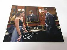Matt Damon & Emily Blunt Autogramm 20x25cm mit Zertifikat COA