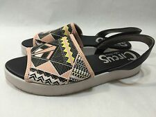 Circus by Sam Edelman Wilson Women's Synthetic Open Toe Sandals Size 7