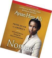 Nomad Islam to America NEW SEALED UNABRIDGED 10 CD SET AYAAN HIRSI ALI