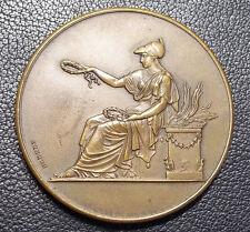 "BY BRENET FRANCE 1914 ANTIQUE ""LYCEE D´ANGOULEME FONDATION CHABREFY"" ART NOUVEAU"