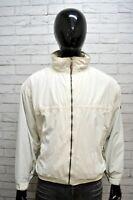 Giubbotto MURPHY & NYE Uomo Giacca Giubbino Taglia XXL Cappotto Jacket Bianco