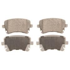SEMI-METALLIC BRAKE PADS  WAGNER BRAKES  MX1018