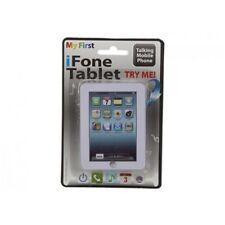 Nuevos Niños Navidad Juguete Teléfono Tablet Educativo blanco móvil de aprendizaje de inglés