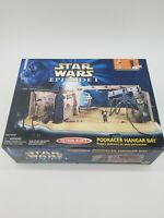 1999 Star Wars Episode 1 Podracer Hangar Bay Action Fleet