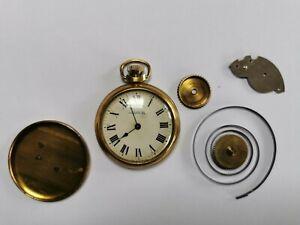 Vintage Ingersol Pocket Watch for Parts / Spares, Vintage Pocket Watch