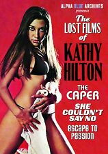 THE LOST FILMS OF KATHY HILTON--THREE FILM COLLECTION