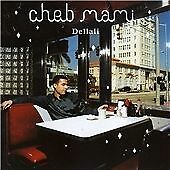 Cheb Mami - Dellali (13 Track Virgin France CD 2001) VGC