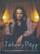 Johnny Depp. the Illustrated Biography by Nick Johnstone. 2006. ---