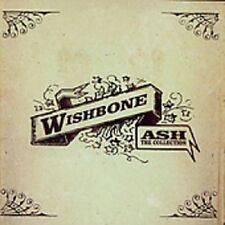 Wishbone Ash The Collection CD NEW SEALED 2003