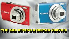 CANON A2500 OR A2600 REPAIR SERVICE FOR YOUR DIGITAL CAMERA - 60 DAY WARRANTY
