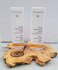 2 PCS Dr. Hauschka Rose Day Cream Light 30ml 1oz New Tester Exp 5/18