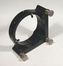 "Newport Ultima 4"" mirror mount U400 AC 3 adjuster knobs low wavefront distortion"