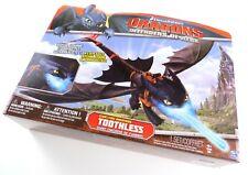 Dragons Defenders of Berk Giant Fire Breathing Toothless Toy Set, DreamWorks