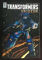 Transformers Unicron #5 Retailer Incentive Soundwave Variant IDW 2018 Comic NM