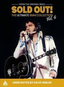 DOUBLE DVD ELVIS PRESLEY- SOLD OUT ! VOLUME 6 -8MM- EN STOCK - NEW /SEALED