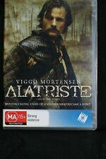 Alatriste - R4  Pre-owned (D502