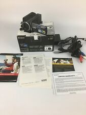 Sony Handycam HD HDR-XR150 Camcorder - Small Compact Full HD 1080