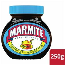 Marmite Yeast Extract Reduced Low Salt 250g Rich in B Vitamins New