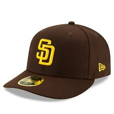 San Diego Padres New Era 2020 Authentic Collection On-Field Low Profile 59FIFTY