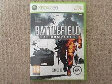 Battlefield BAD COMPANY 2-Xbox 360 COMPLETA REGNO UNITO PAL
