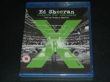 Ed Sheeran: Jumpers for Goalposts - Live at Wembley Stadium (Blu-ray Disc, 2015)