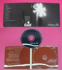 CD SKATING CLUB Skating Club 2001 Usa PROMO SIGNED DIGIPACK no lp dvd vhs (CS20)