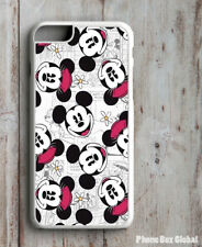 MICKEY & MINNIE MOUSE PHONE CASE FITS IPHONE 4 4S 5 5S 5C 6 6S 7 SE & PLUS