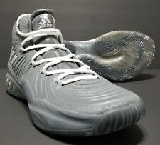 839fae61253588 Mens Adidas Crazy Explosives 2017 SZ 12 Gray Basketball Sneakers BY3767