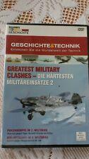 DVD + Geschichte & Technik + Die härtesten Militäreinsätze 2