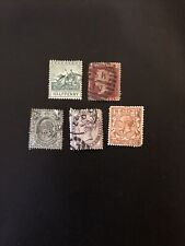 Britain & Colonies Used Stamps- Lot A-67798