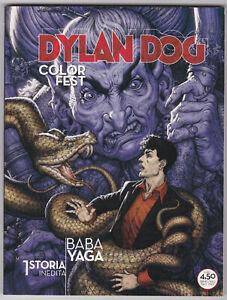 DYLAN DOG COLOR FEST n. 17 - Baba Yaga - Sergio Bonelli Editore