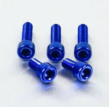 Pro-Bolt Aluminio Tapa de combustible Kit Suzuki-Azul Suzuki GSX-R1000 K5-K6 05-06