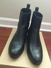 Cole Haan Evan Short Boot, Chelsea Boots, Waterproof Leather, Nike-air Sole, 6