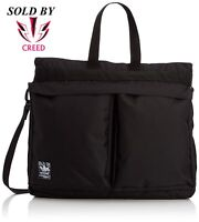 adidas Originals Classic Street Shopper Bag Black Trefoil | S20089