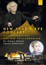 New Year's Eve Concert (Silvesterkonzert 2017) - DVD [2018][Region 2]