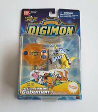 NEW Digimon Gabumon Action Feature Figure Bandai 3933
