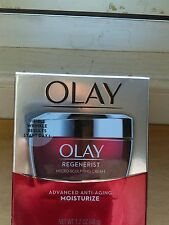 Olay Regenerist Micro-sculpting Cream, 1.7 oz, Advanced Anti-Aging, NIB