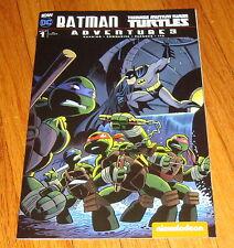 Batman Teenage Mutant Ninja Turtles Adventures 1 Hilary Barta Ri Variant Edition