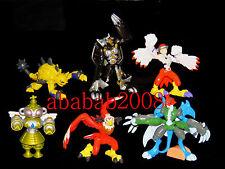 Bandai DIGITAL MONSTER DIGIMON gashapon figure Vol.2 (full set of 6 figures)