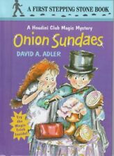 Onion Sundaes (Houdini Club Magic Mystery)