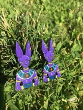 Dragon ball Z Lord Beerus The God Of Destruction pin