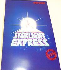 "Starlight Express Gebr Heinemann Märklin 1 220 ""z"" locomotora BR 80 y Caboose"