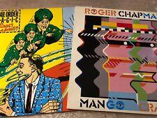 Roger Chapman Mango Crazy + Roger Chapman Mail Order Magic Vinyl 2LP