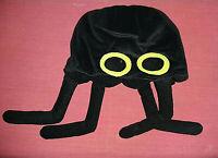 Klappar maschera multicolore, nero, giallo. Nuovo Vintage