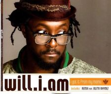 WILL.I.AM  I got it from my Mama     2 TRACK CD    NEW - NOT SEALED