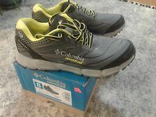 Columbia Montrail Mens Caldorado III Outdry waterproof running shoe Mens size 8