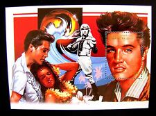 ELVIS AND THE MOVIES MNH OG (SEE NOTE)