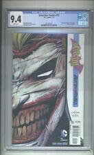 "DETECTIVE  COMICS  #15  CGC 9.4  ""JOKER COVER"""