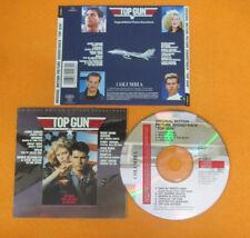 CD SOUNDTRACK TOP GUN 1986 Berlin Cheap Trick Larry Green Kenny Loggins (OST6)